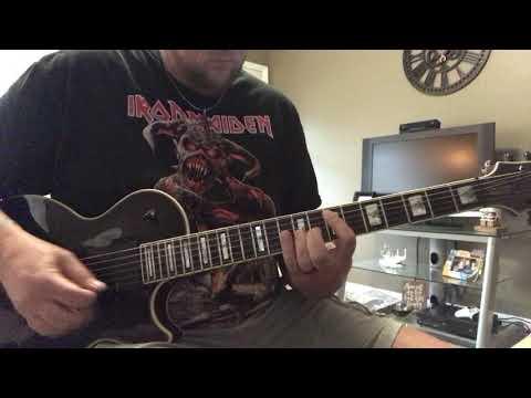 We Back - Jason Aldean (guitar cover) (please check out lesson)
