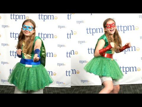 Teenage Mutant Ninja Turtles Deluxe Raphael Girl Tutu Dress from Rubieu0027s Costume Co.  sc 1 st  TTPM.com & Teenage Mutant Ninja Turtles Deluxe Raphael Girl Tutu Dress from ...
