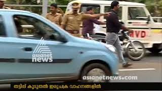 Vehicles roaming with fake number plates in Kerala are increasing
