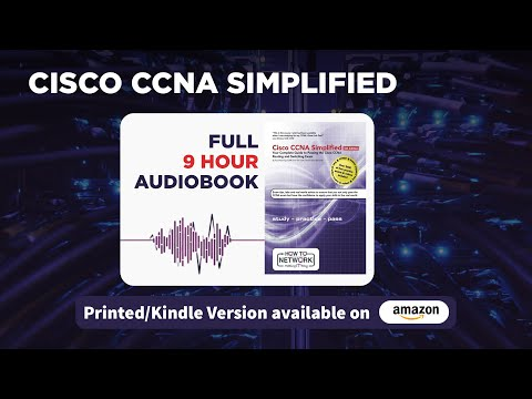 Cisco CCNA Simplified - Full 9 Hour Audiobook - YouTube