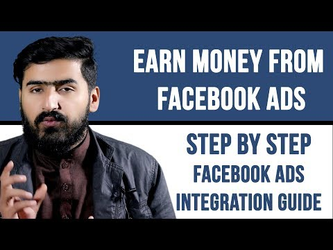 Integrate Facebook Ads In Android App and Earn Money | Earn Money With Apps