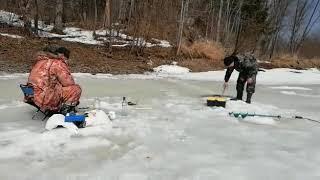 Рыбалка на реке колумбе приморском крае
