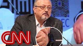 Khashoggi Apple Watch claim debunked