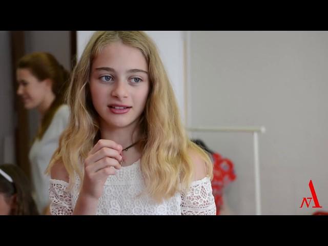Model Agency - Promo Video
