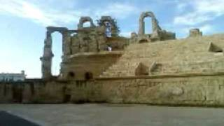 preview picture of video 'El Jem Amfiteatr Tunezja by seamoon'