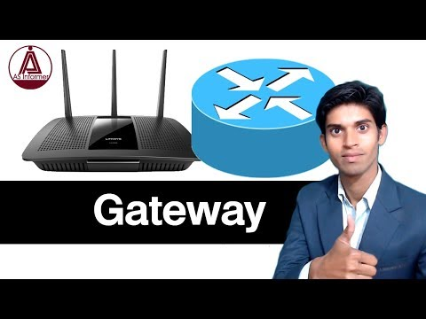 What Is Internet Gateway | Default Gateway in Router | Explained In Hindi
