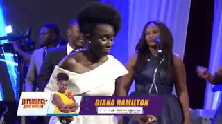 DIANA HAMILTON YEHOWA BEHWE LIVE (Jehovah Will Take Care of You)