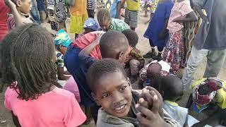#MigrArt2 Dal campo sfollati