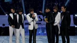 2PM thank you Speech !