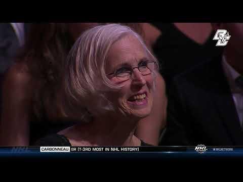 Men's Hockey: Jerry York Hall of Fame Speech (Nov. 18, 2019)