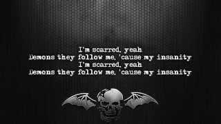 Avenged Sevenfold - Demons [Lyrics on screen] [Full HD]