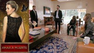 Amar A Muerte   Capítulo 83: León Se Reencuentra Con Su Familia   Televisa