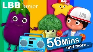 Eat Your Vegetables   And Lots More Original Songs   From LBB Junior!