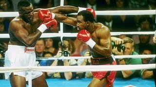 Evander Holyfield - James