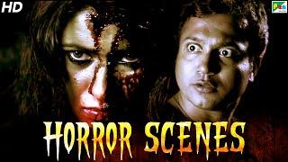 Best Horror Scenes - Batwara | Bobby Simha, Monica, Surendar | Hindi Dubbed Movie