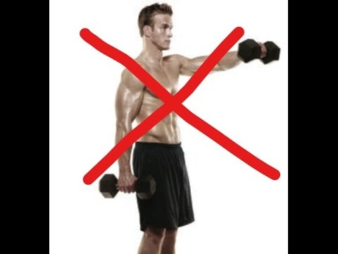 3 Exercises that are Destroying Your Shoulders- Part 3