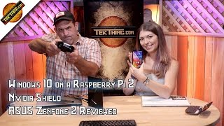 Windows 10 on Raspberry Pi 2, Nvidia Shield & ASUS Zenfone 2 Reviews, CCLeaner Alternative, More!