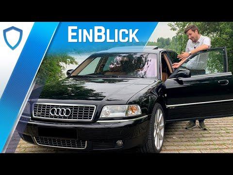Audi A8 D2 6.0 W12 (2002) - Einmal alles bitte! Vorstellung & Test