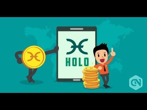 HOLO - криптовалюта, которая принесёт вам огромную прибыль!