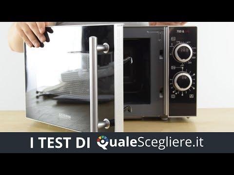 Severin MW 7875 in azione   QualeScegliere.it