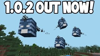 Minecraft Pocket Edition  102 Update  OUT NOW / New Changes
