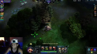 1st Game Streaming - Heroes of Newerth