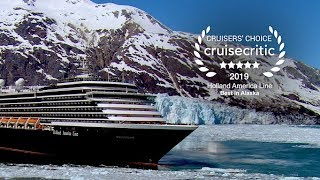 Holland America Line: Voted Best in Alaska