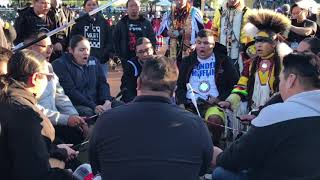 Young Spirit-Grandmothers Song MMIW Special @ San Manuel PW 2019