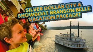 Silver Dollar City and Showboat Branson Belle Video