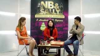 NB & SALLY with Odonchimeg