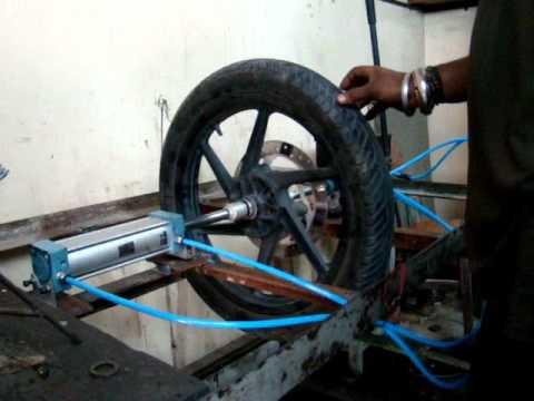 Motorcycle Alloy Wheel Rim - Motorbike Alloy Wheel Rim