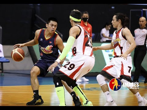 Rain or Shine Elasto Painters vs San Miguel Beermen last two minutes | PBA Bubble 2020