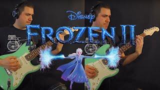 Frozen 2    Lost In The Woods, Weezer (Guitars)❄️