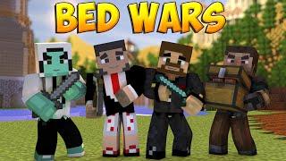 Minecraft Bed Wars #16 - Играем против читеров!