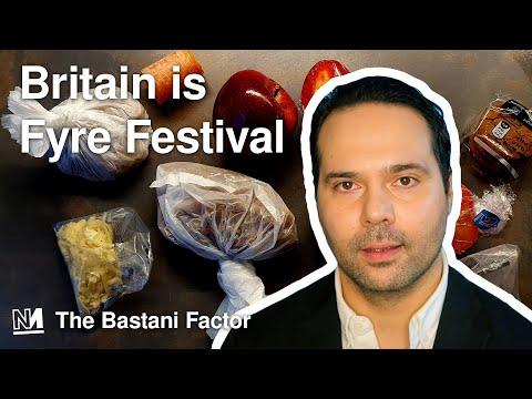 Britain Has Become Fyre Festival: Free School Meals Shambles