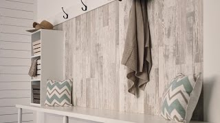 Decorating With Laminate Flooring On Your Walls