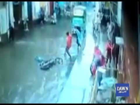 Lahore current CCTV