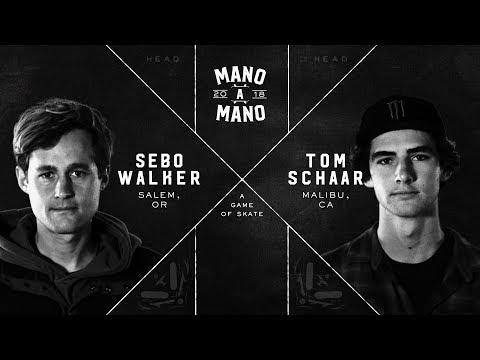 Mano A Mano 2018 - Round 1: Sebo Walker vs. Tom Schaar