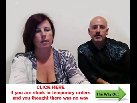 Win Child Custody Hearing - New Easy, Simple, Fast Method Challenge temporary orders