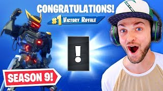 *NEW* SEASON 9 - VICTORY REWARD!