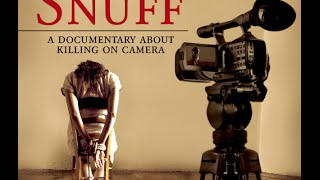 SNUFF: A DOCUMENTARY ABOUT KILLING ON CAMERA - Official Trailer 2015 - Wild Eye