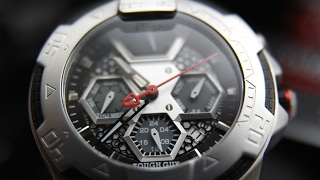 DETOMASO Tough Guy Chronograph Automatik   Test   Review   Deutsch