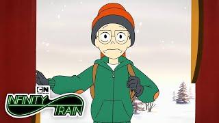 Running Away Music Video | Infinity Train | Cartoon Network