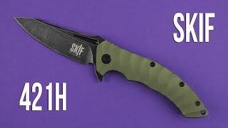Skif 421H - відео 1