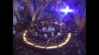"The chosen one, the blessed one. Charlotte Church: ""Silent Night"" (1999), lyrics, subtitles."