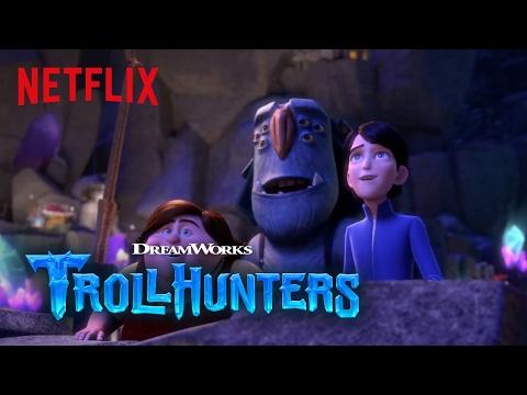 Trollhunters: Tales of Arcadia online