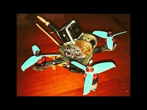 Sparrow GEP-MX3 + Racerstar BR1407 3500kv 3s