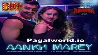 Ankh Mare Song By Pagalworld