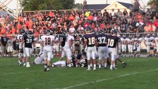 preview picture of video 'Carey vs Upper 8/29/14'