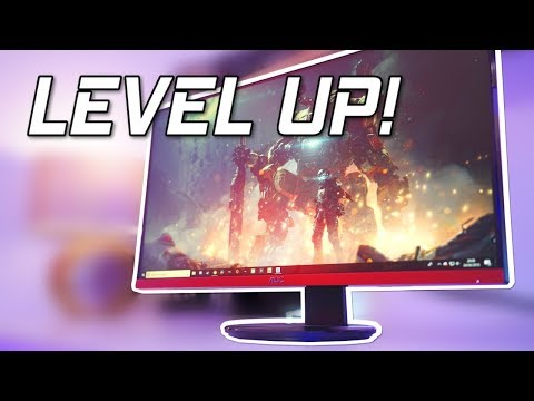 The Best Budget Gaming Monitor! 😍 - AOC G2590PX Review!